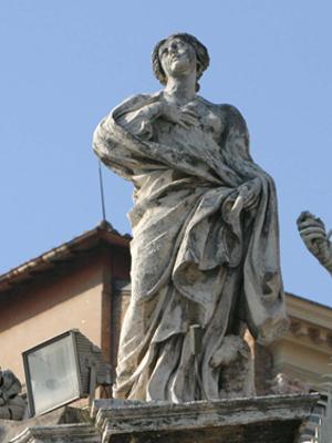 St Agnes Colonnade