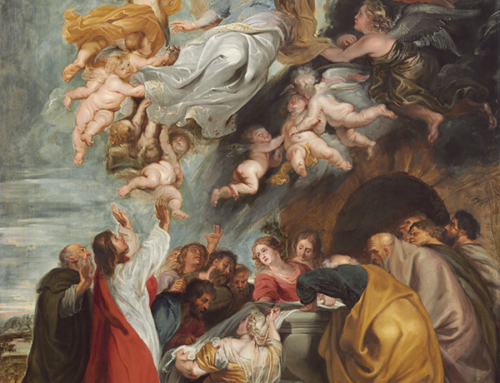 Holy Day – Feast of the Assumption of Mary
