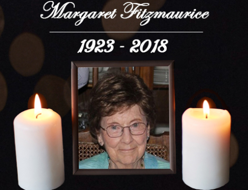 Margaret Fitzmaurice   1923 – 2018