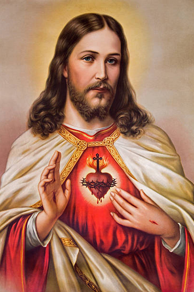 Sebechleby -Sacred Heart of Jesus