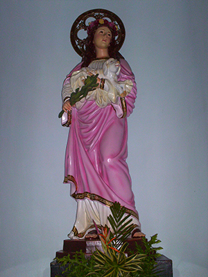 St Agnes In Caloocan