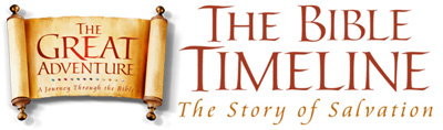 The Bible Timeline: The Story of Salvation Catholic Bible Study