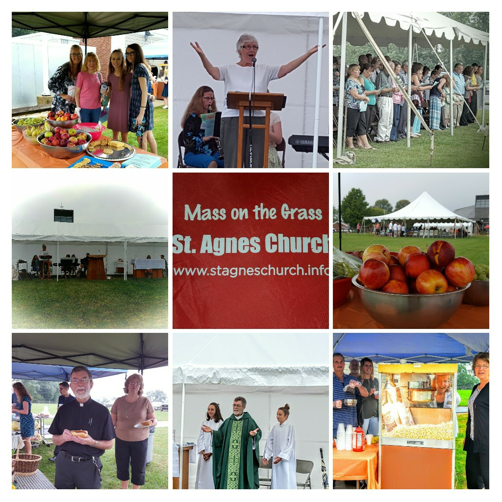 St. Agnes Mass on the Grass