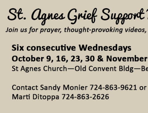 Fall Grief Support Group