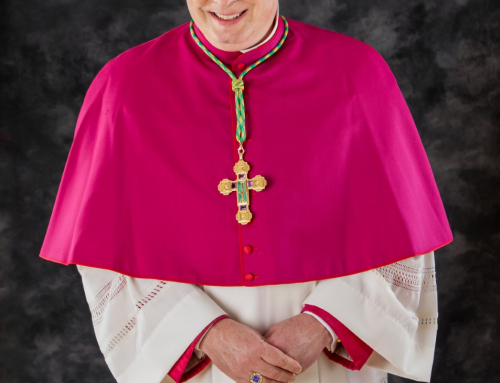 Bishop Larry J. Kulik, J.C.L. Installation and Ordination
